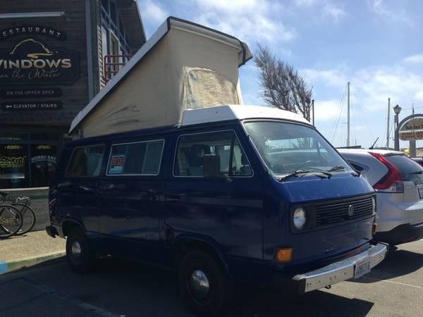 1980 VW Vanagon Westfalia Camper For Sale in Enterprise AL