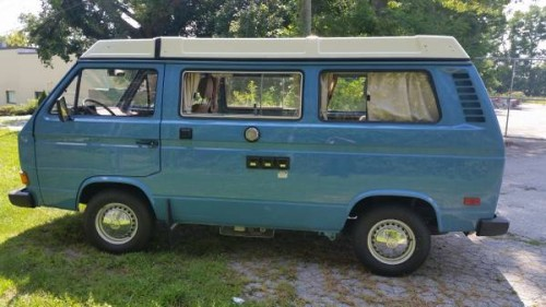 1980 VW Vanagon Westfalia Camper For Sale in West Chester, PA