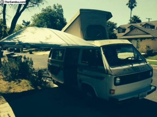 1982 Vw Vanagon Westfalia Camper For Sale In Granada Hills Ca