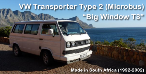 Vanagon History: VW Transporter Type 2 (T3) Production Review