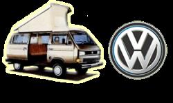 VW Vanagon Camper Logo