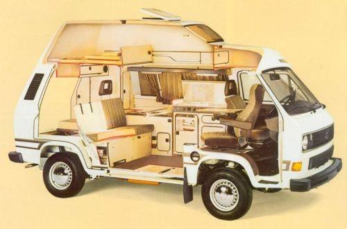 Vanagon Camper Parts