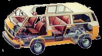 Vanagon Engine Cutaway