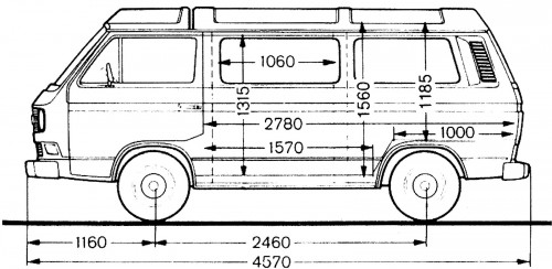 Vw Vanagon Syncro Specs on camper wiring diagram