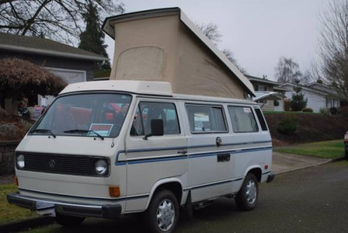 1983 VW Vanagon Westfalia Camper For Sale in Keizer, OR
