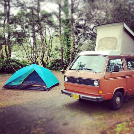 1983 VW Vanagon Westfalia Camper For Sale in Salem, OR