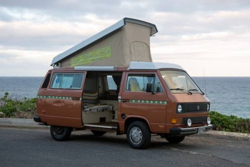Cars For Sale By Owner Craigslist Oahu: 1984 VW Vanagon Westfalia Camper For Sale In Oahu, HI