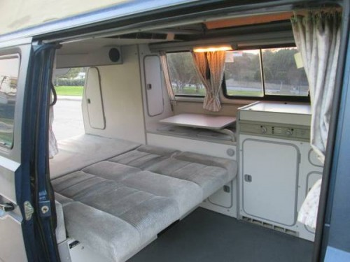 1990 VW Vanagon Westfalia Camper For Sale in Boston, MA