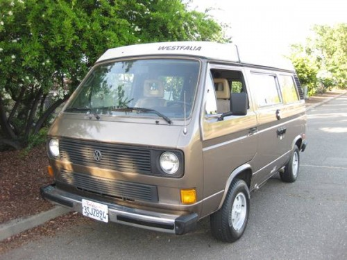 1985 vw vanagon westfalia camper for sale in sacramento ca. Black Bedroom Furniture Sets. Home Design Ideas