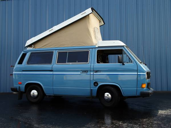 1983 vw vanagon westfalia camper for sale in spokane wa. Black Bedroom Furniture Sets. Home Design Ideas