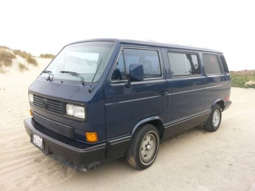 1988 VW Vanagon Camper For Sale in Oxnard, CA