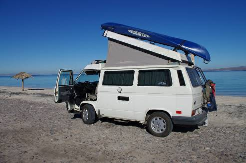 1990 VW Vanagon Westfalia Camper For Sale in Grass Valley, CA