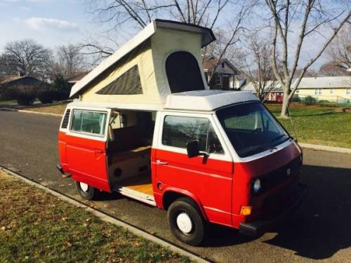 1984 vw vanagon westfalia camper for sale in south jersey nj. Black Bedroom Furniture Sets. Home Design Ideas