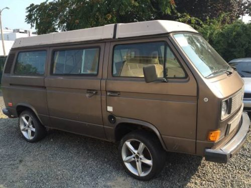 1985 vw vanagon westfalia camper for sale in long branch nj. Black Bedroom Furniture Sets. Home Design Ideas