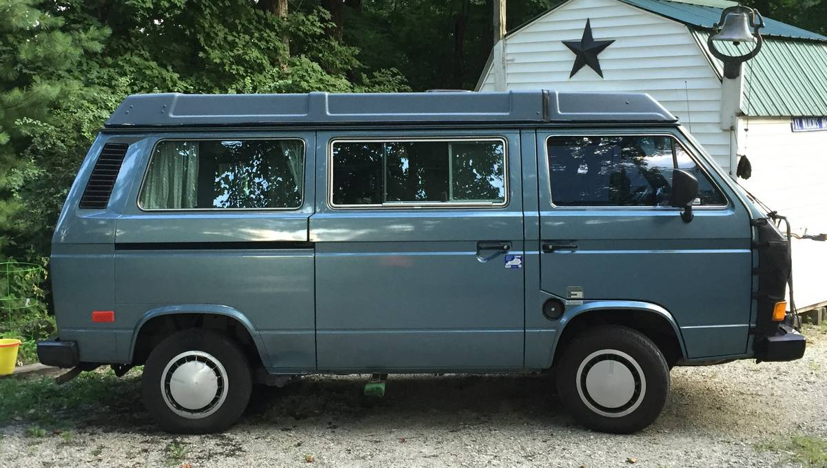 VW Vanagon Camper For Sale in Kentucky
