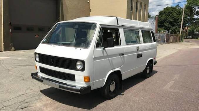 1982 Restored Vw Vanagon Westfalia Diesel Camper For Sale